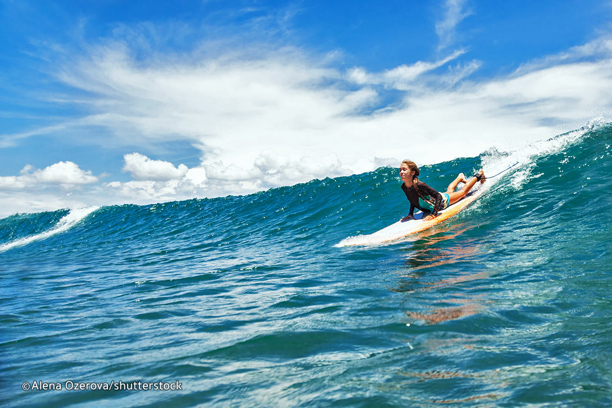 5 Spot For Where To Surf in Bali